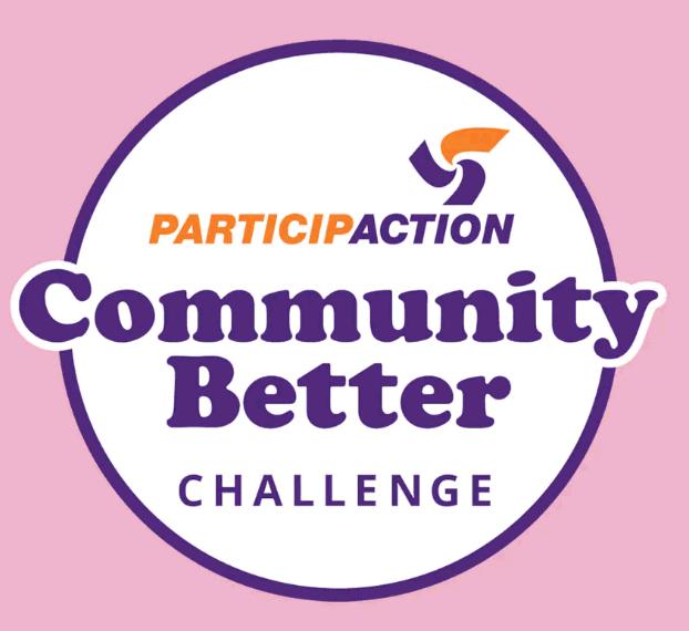 Participaction Community Better Challenge logo